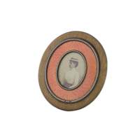 fabergé wooden photo frame