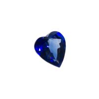 sapphire heart