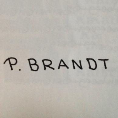 Brandt Paul-Emile